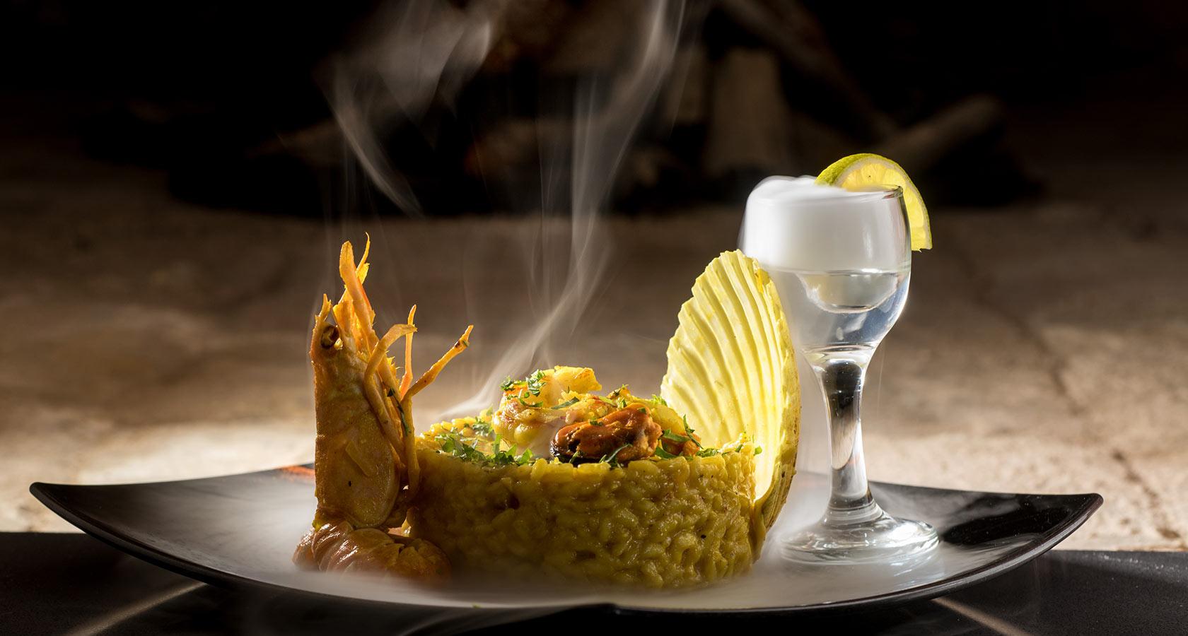 Santorini Restaurants - 1800 Floga Restaurant Oia Santorini ...